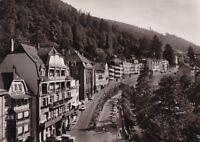 Wildbad im Schwarzwald , Olgastraße  ,Ansichtskarte