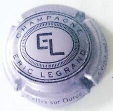 LEGRAND Eric 6 nouvelles capsules !!! Capsule de Champagne New !