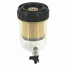 Marpac Qwick View Water Separating Filter- w/Drain, No Head FF30100 Marine MD