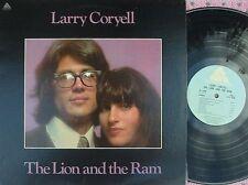 Larry Coryell ORIG US LP Lion and the ram EX '76 Arista AL4108 Jazz Post Bop