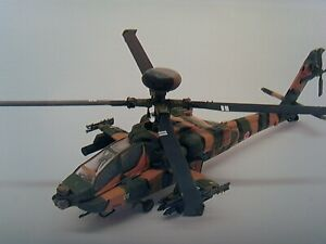 Deagostini 1/100 Scale Helicoptor 03 - Japan Self Defence Forces AH-64
