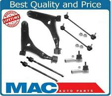 Fits 01-04 S40 V40 Lower Control Arm W/ BJ Tie Rods & Sway Bar Links 8 Pcs