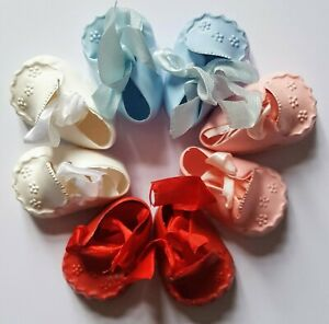 Vintage Cinderella Doll Moccasin Shoes / Booties various colours size 2