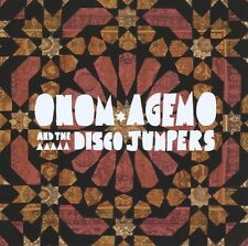 ONOM AGEMO AND THE DISCO JUMPERS - CRANES AND CARPETS  CD NEU