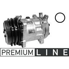 MAHLE Air Conditioning Compressor For SD7H15; 12V; A2; 5 3/16in Premium Line