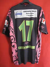Rugby Shirt Racing club Cergy Pontoise RCACP Worn Force 15 - L