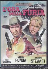 Dvd L'ORA DELLA FURIA con Henry Fonda James Stewart nuovo 1968