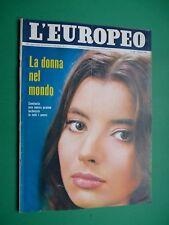 L'Européen 1960 Jacqueline Sassard Kim Novak Ludmilla Tchérina Jane Fonda N 759