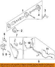 1995-1998 NISSAN Sentra Power Steering Pressure Hose OEM 497204B000 49720-4B000