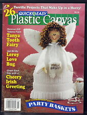 QUICK & EASY PLASTIC CANVAS Magazine • February/March 1999 No.58 • 26 Projects