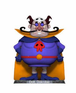 Dottor Dokrobei Modellino dalla serie Tv Yattaman Cult Collection Figure in Box