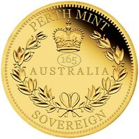 2020 Australian Sovereign Gold Proof Coin - The Perth Mint