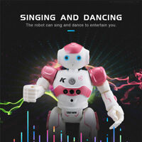 R2 Remote Control Robot Walk Dance Sing Gesture Sensor Kids Christmas RC Toy