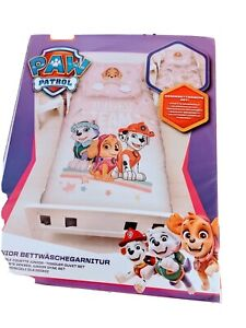 Paw Patrol cot bed duvet set. Brand new & still in the wrapper.