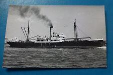 E424 - SS RAVENSPOINT Ship PHOTO Built 1918