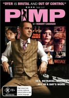Pimp (DVD) SEX BETRAYAL [Region 4] NEW/SEALED