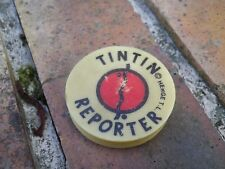 TINTIN GOMME CIGARES DU PHARAON TRES BON ETAT