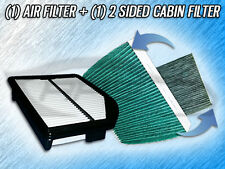 AIR FILTER HQ CABIN FILTER COMBO FOR 2012 2013 2014 HONDA CR-V - 2.4L MODEL