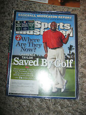 """Lawrence Taylor Sports Illustrated Magazine """"July 2006"""" COLLECTORS ITEM"""