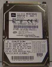 Lot of 20 MK3018GAS Tested Free USA Ship Toshiba HDD2169 30GB 2.5in IDE Drive