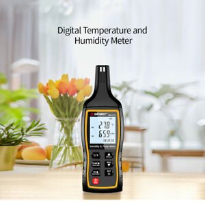 SW-572 Industrial Handheld Thermo-Hygrometer High-precision Indoor and Outdoor