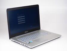 ASUS N752VX 17.3 Zoll i7-6700HQ 32GB RAM 512GB SSD 1TB HDD Nvidia GTX950M Laptop