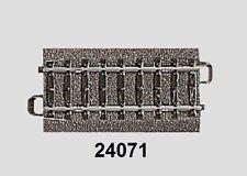 Märklin H0 24071 Voie C Droit 70,8 mm - Neuf