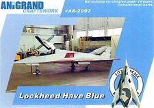 LOCKHEED HAVE BLUE  ANIGRAND 1/72 RESIN KIT