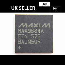 MAX9684AETN MAX9684A 9684A 10-CHANNEL, 10-BIT GAMMA SYSTEM WITH 4-LEVEL SHIFTER