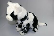 ZB1104 Créations Blanchet France NB4 Peluche Chat 43 cm Made in france