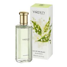 Yardley London Lily of the Valley Eau de Toilette 125ml 4.2oz