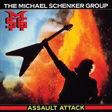 The Michael Schenker Group (MSG) - Assault Attack (NEW VINYL LP PIC DISC)