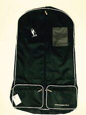 AMDance Designs Black with White Trim Costume / Garment Bag