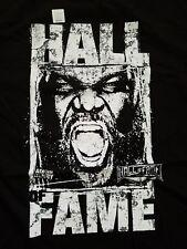 Mark Henry 2018 Hall of Fame T-Shirt XL WWE Wrestlemania 34 Pain NXT TNA PWG