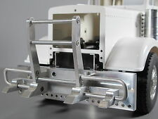 New Aluminum Hook Style Bumper Combo for Tamiya RC 1/14 Globe Liner Semi Truck