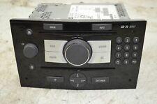 Navigationssystem Radio CD CD70 13283223 Opel Astra H Original 20105
