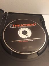 In Treatment Season 4 Disc 3 Replacement (DVD, 2011, HBO) Ex-Library