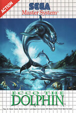 ## SEGA Master System - Ecco the Dolphin / MS Spiel ##