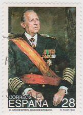 (SPA149) 1993 Spain 28p multicolour fine used ow3241