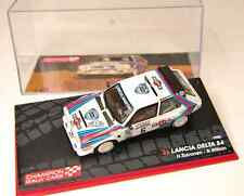 IXO1/43 METAL LANCIA DELTA S4 RAC Rally 1985 Toivonen /Wilson !!!