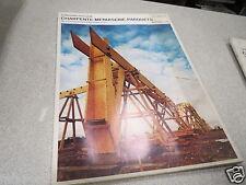 LE NOUVEAU JOURNAL DE CHARPENTE MENUISERIE PARQUETS N° 4 avril 1974 H VIAL *