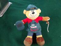 Bunnings Warehouse Collectable Bear Brad