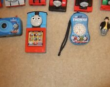 Thomas the Tank Engine 10 items 2 Red 2 Blue 2 Green Camera Controller Compass