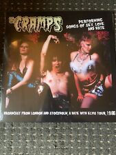 The Cramps – Performing Songs RARE LP NEW/SEALED