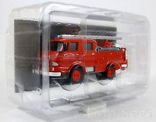 Del Prado bomberos vehículos 1976 premier secours citroen 350 Thury 1:50