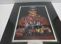 Jeff Gordon 24 NASCAR Gale Osborne Art Signed Limited Edition Lithograph Print