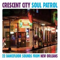 CRESCENT CITY SOUL PATROL Various NEW & SEALED CD (GRAPEVINE) NORTHERN SOUL R&B