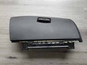 BMW E60 04-10 525i 528i 530i 545i 550i Black Dash glove box w/ latch OEM