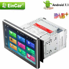"10.1"" Double 2DIN Car Android 7.1 Stereo Radio DVD Player 4G WIFI GPS Nav 4-Core"