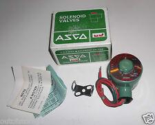 """1/4"""" Asco Red Hat Solenoid Valve 8262B203 120V/60HZ - Brand New NOS"""